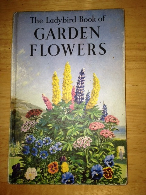 The Ladybird Book of Garden Flowers