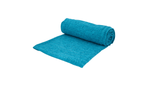 teal chenille