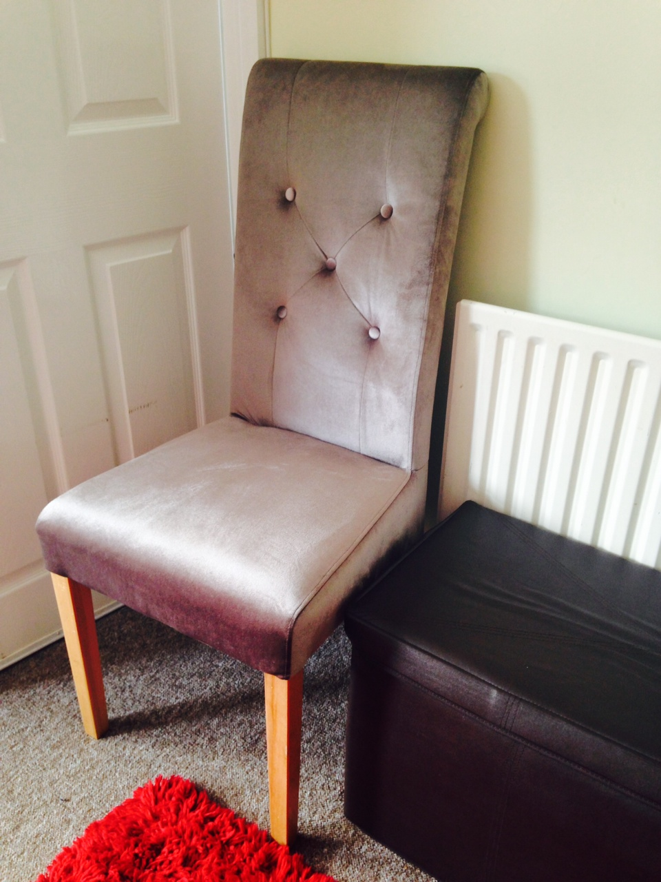 High Backed Chair, Chair From HomeSense ...