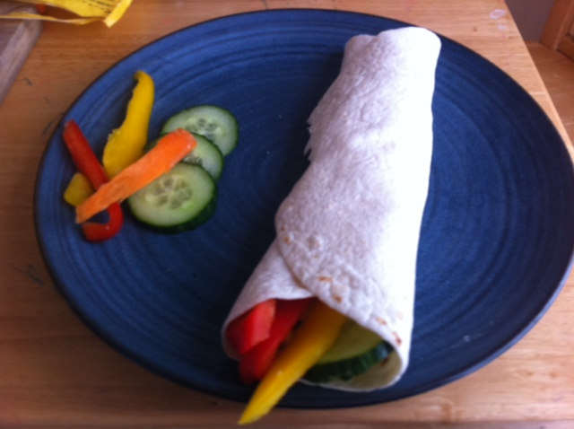 tortilla wraps, frugal kitchen