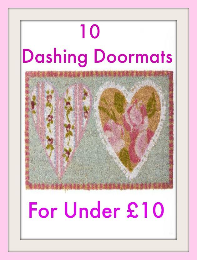 10 doormats for under£10 #doormats #interiors