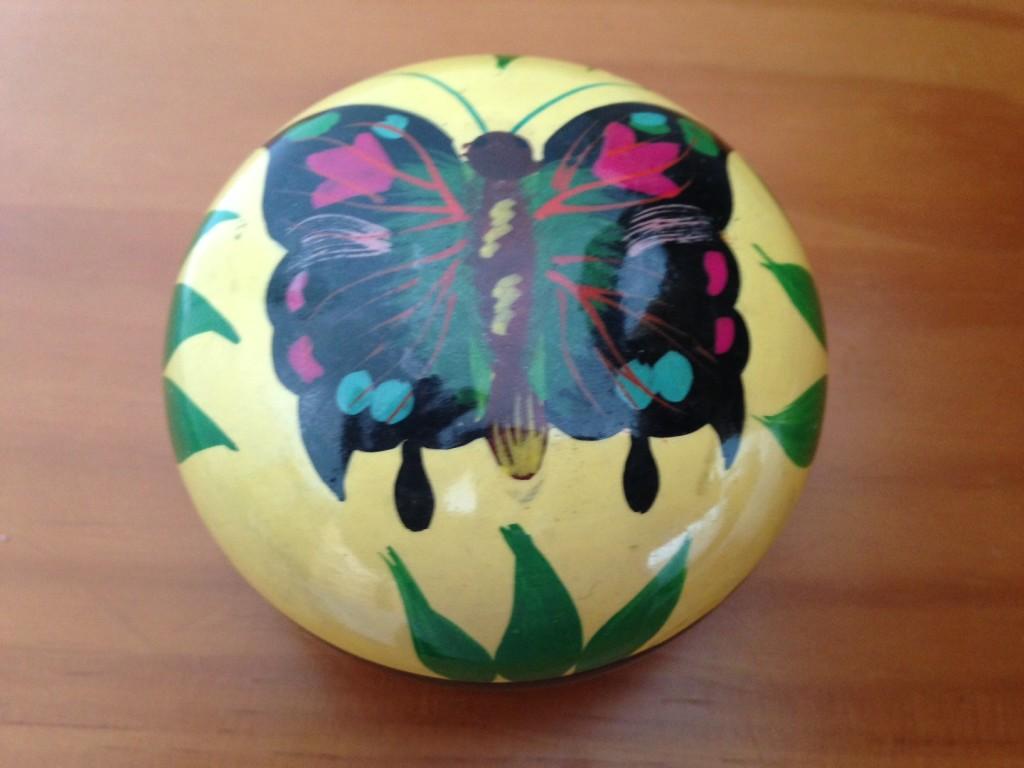 butterfly pot 2