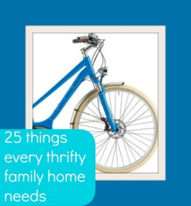 thrifty family home