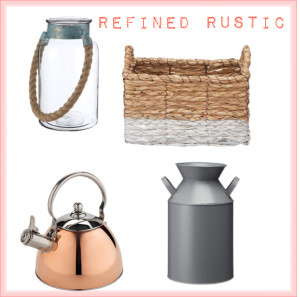 refined rustic