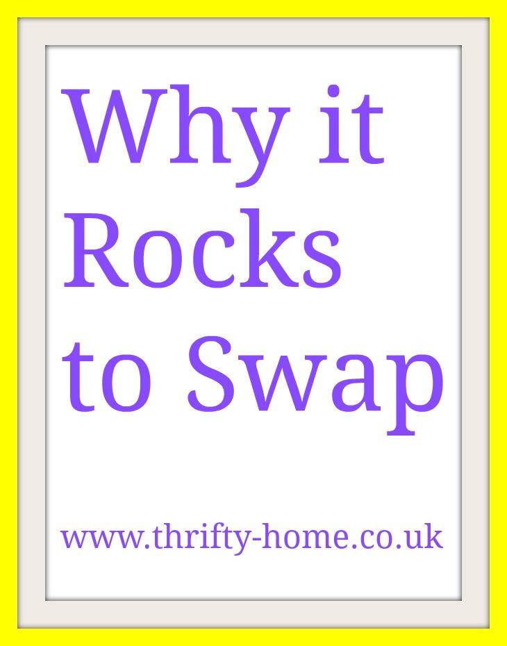why it rocks to swap