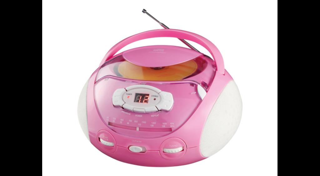 pink cd