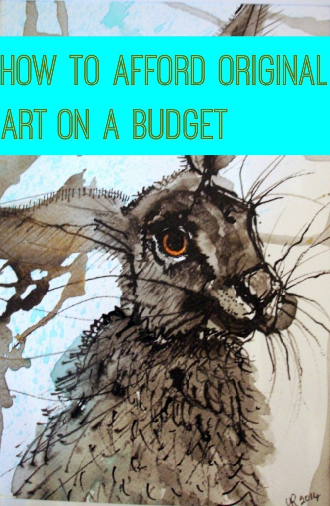 How to afford original art