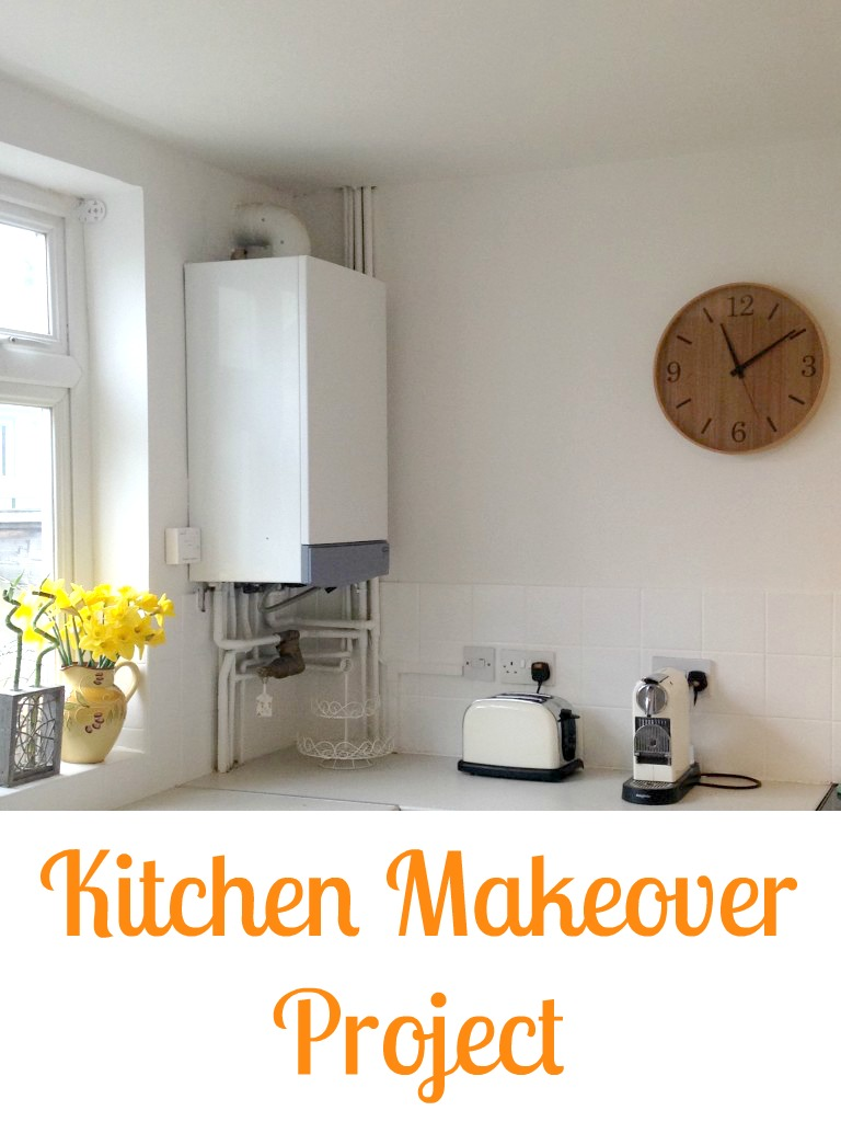kitchen makeover project