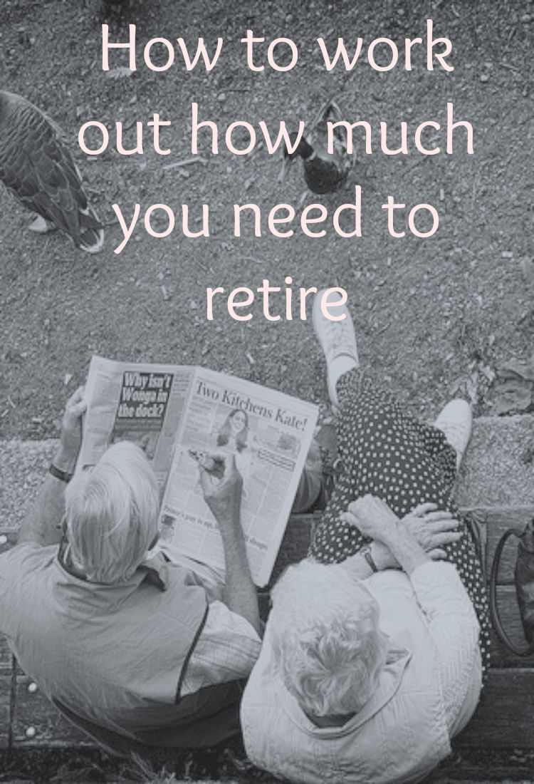 Determining How Much You Need to Retire