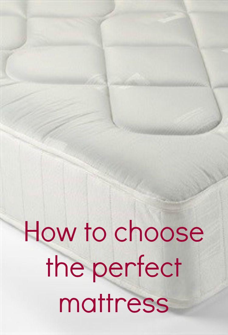 perfect mattress