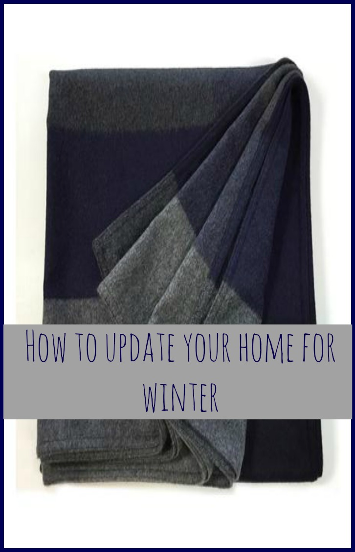 how to update your home for winter, Updating your home