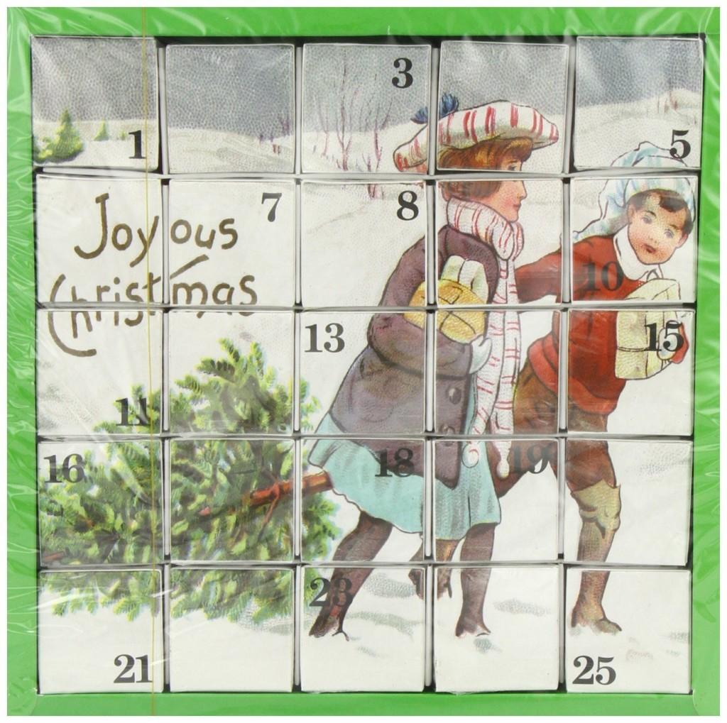 teashop calendar