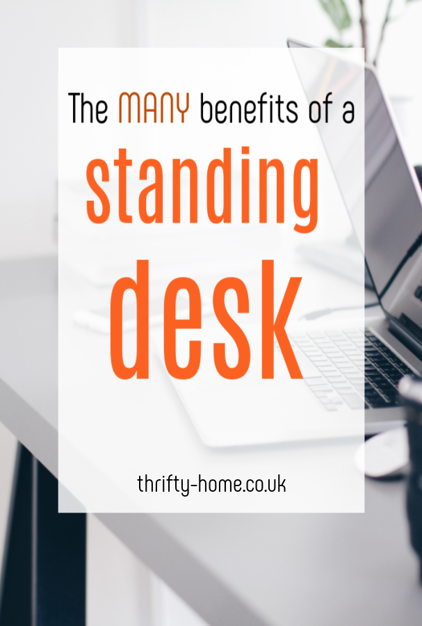 Stay Healthy with a Designer Standing Desk Without Breaking