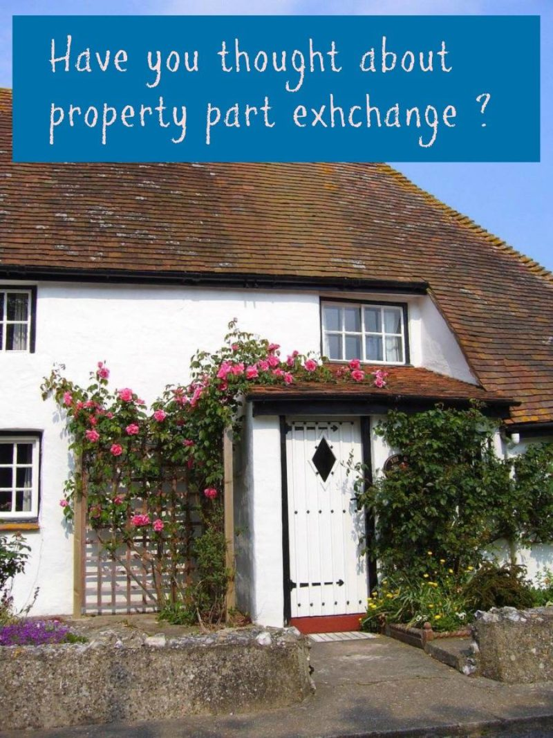 property part exchange