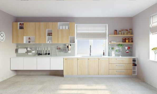 tips for budget kitchen refurbishment