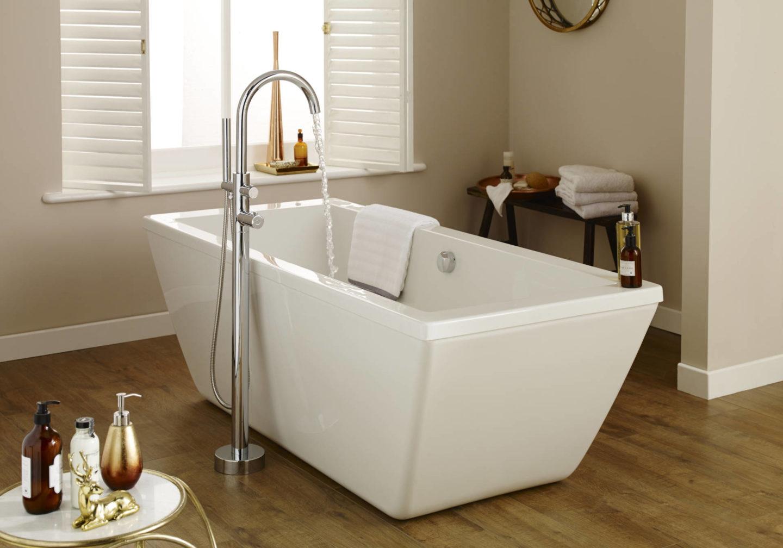 Designing a stylish bathroom on a budget