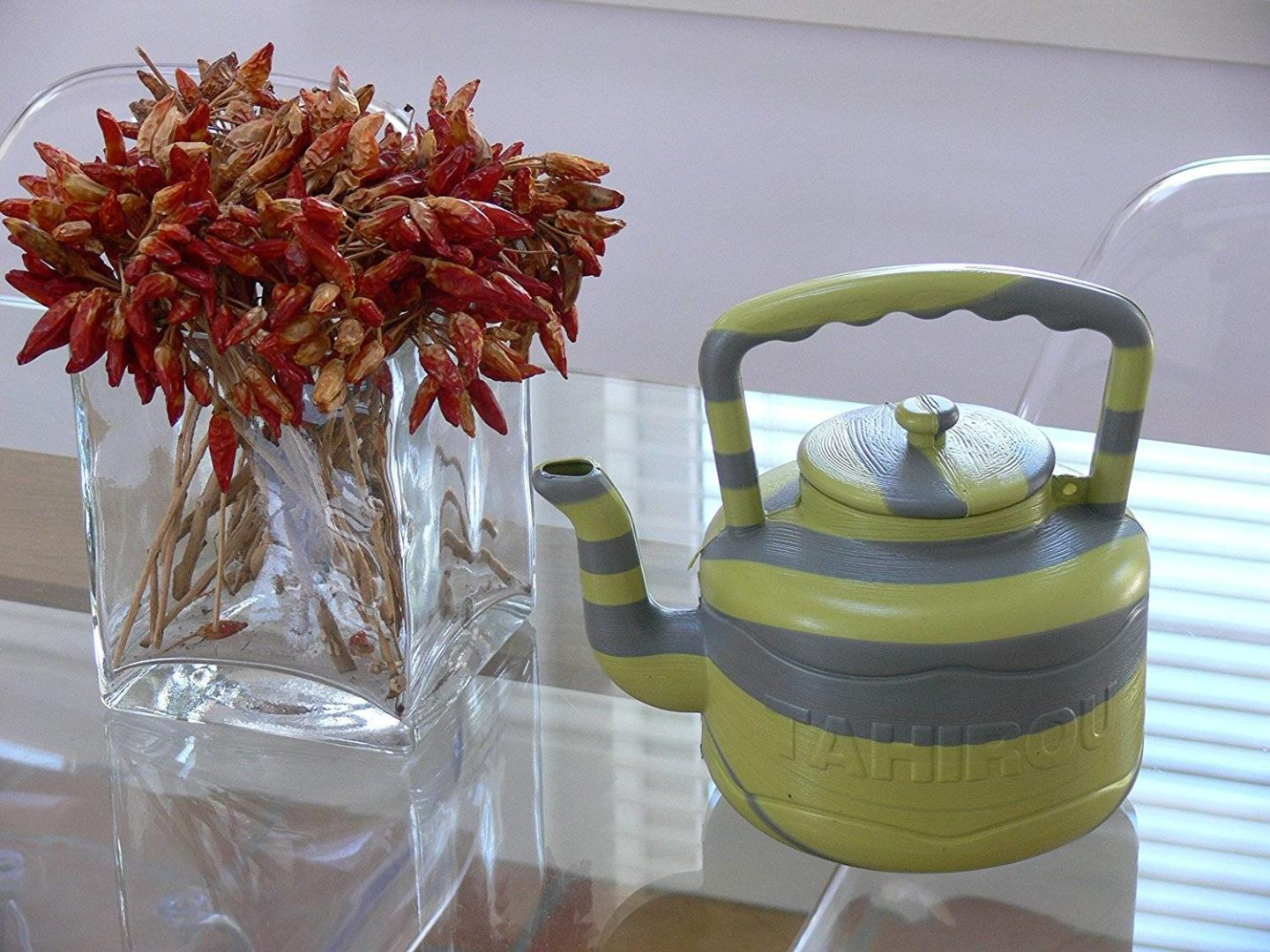 Win a funky watering can
