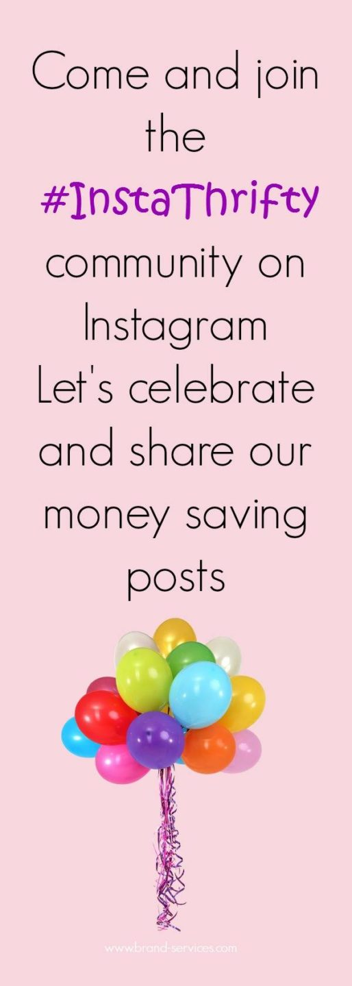 InstaThrifty – a Thrifty Instagram Community