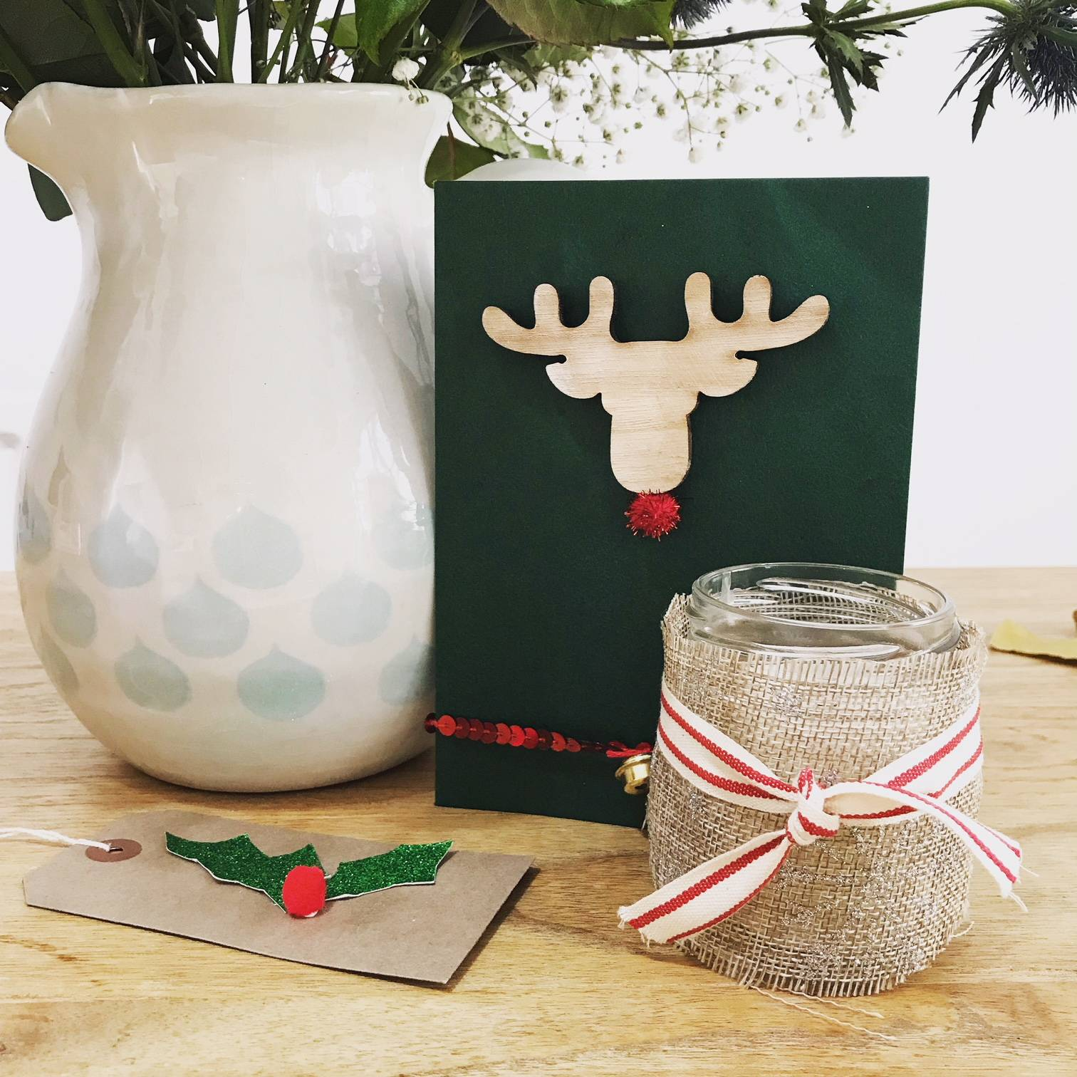 Simple Christmas Crafting