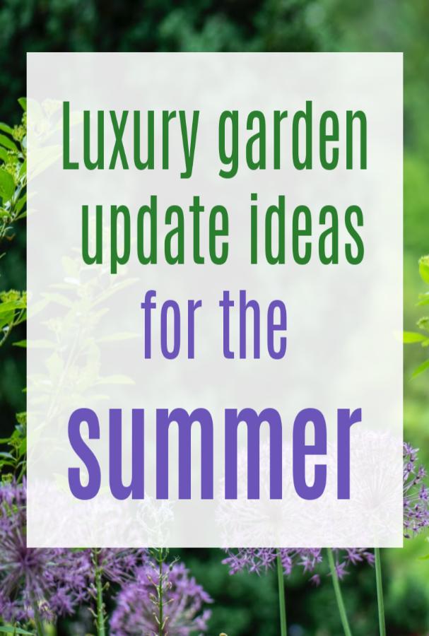 Luxury Garden Upgrades