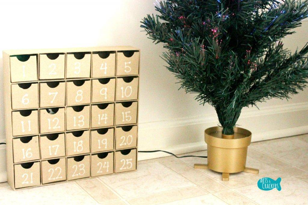Simple DIY Advent Calender Ideas