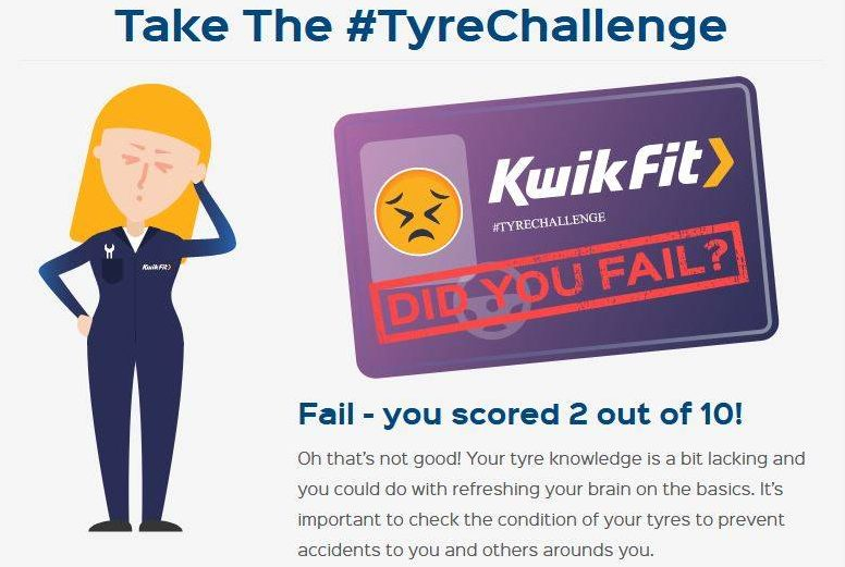 Take the Tyre Challenge Quiz