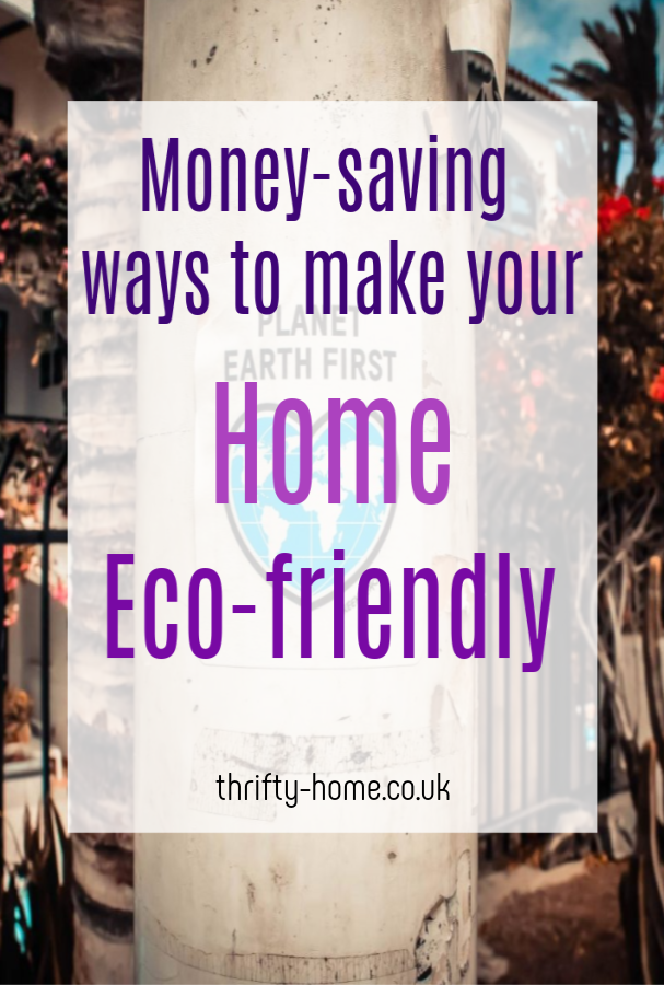 Money-saving ways to make your home more eco-friendly