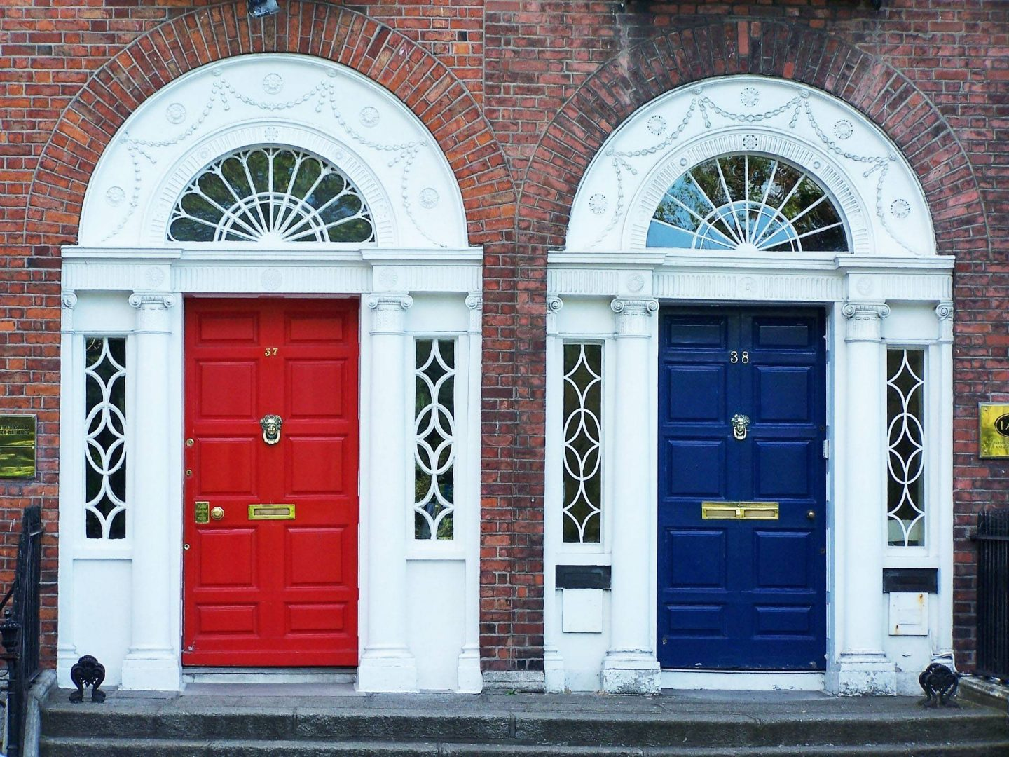 how to revamp your front door