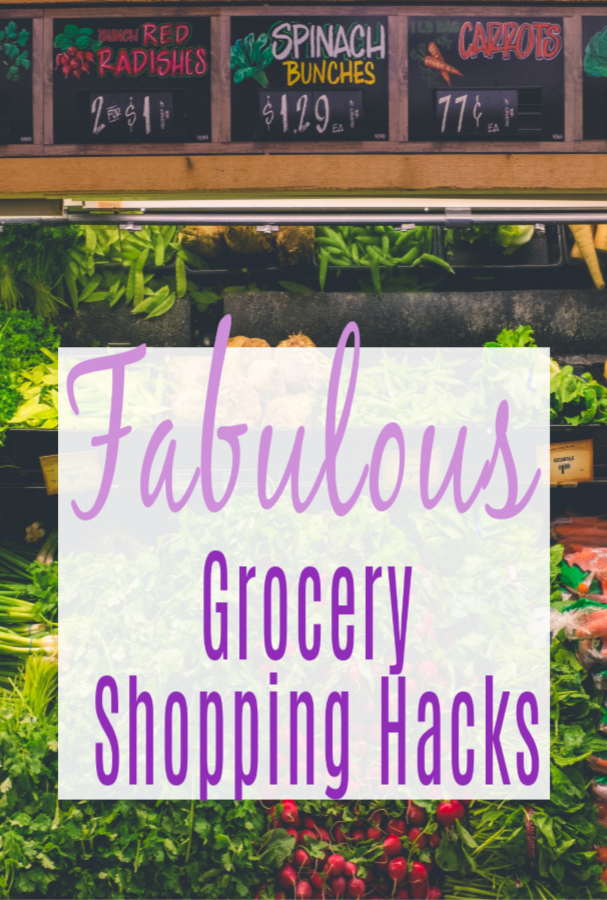 Grocery Shopping Hacks