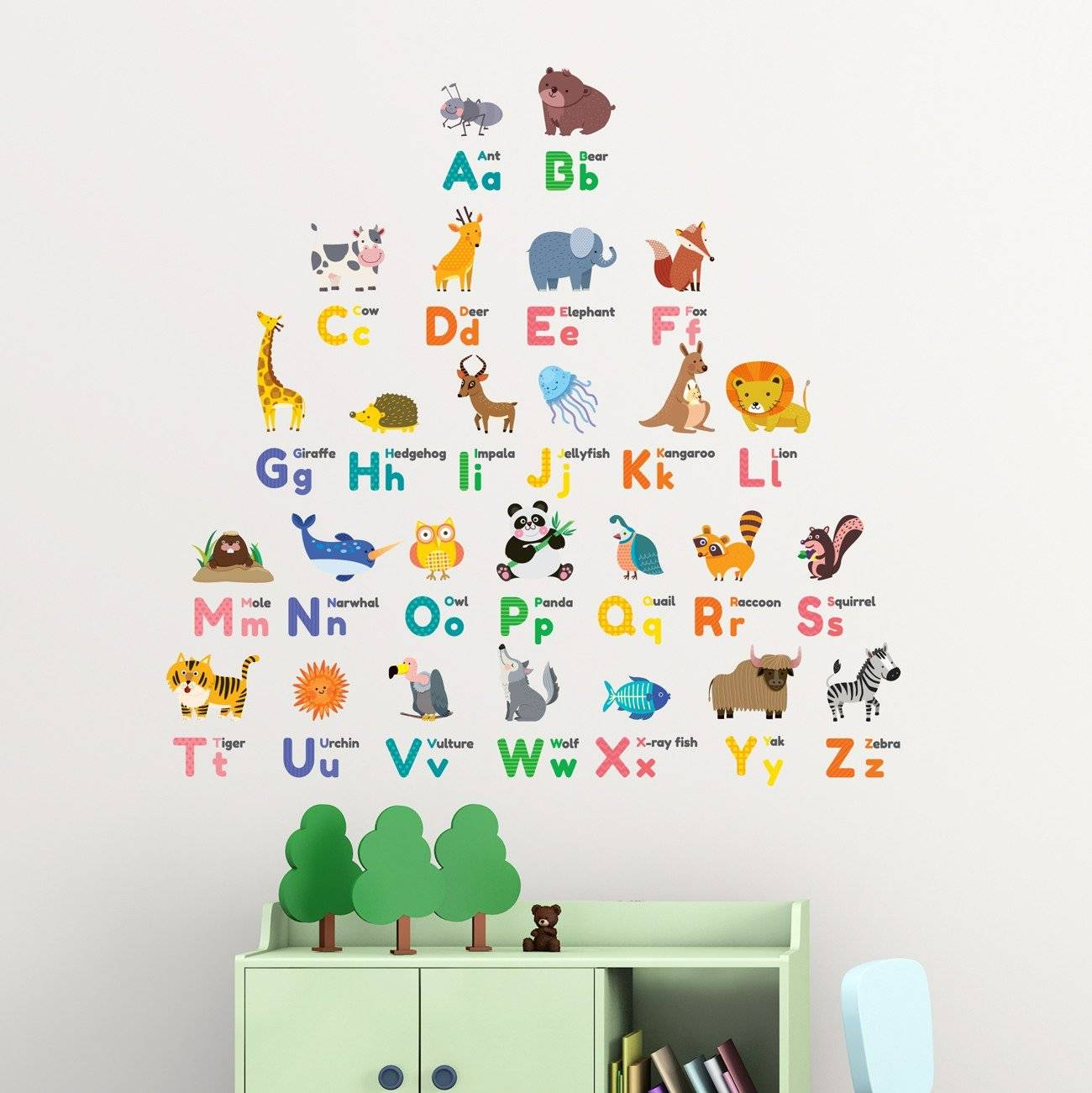 Top Wall Decals for Kids' Bedrooms