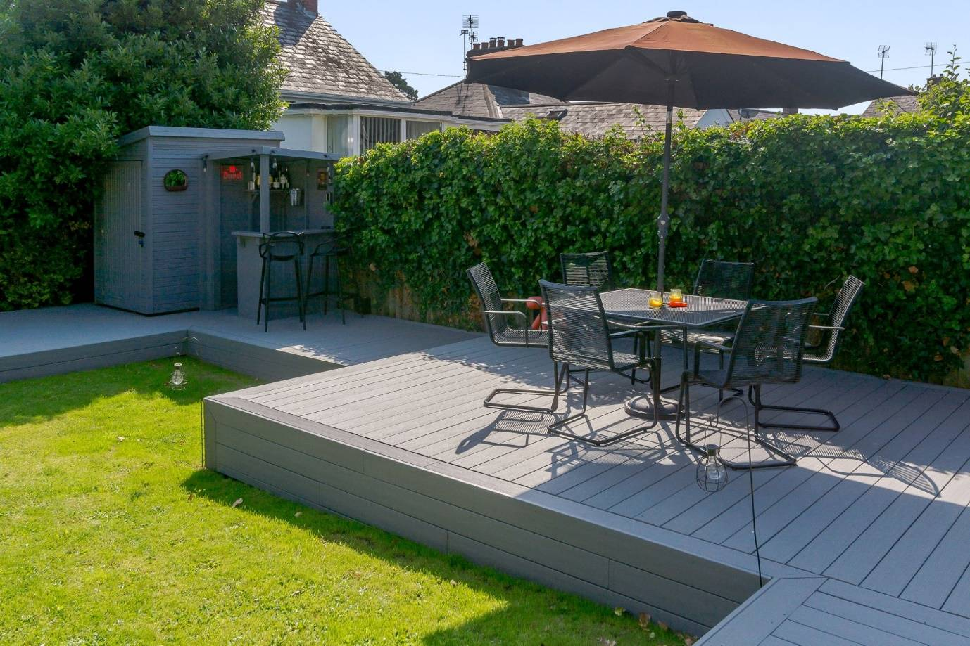 Does Composite Decking Increase the Value of Your Home & Garden?