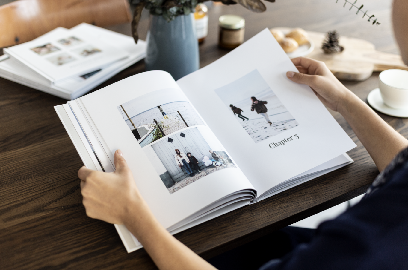 coffee-table photo books