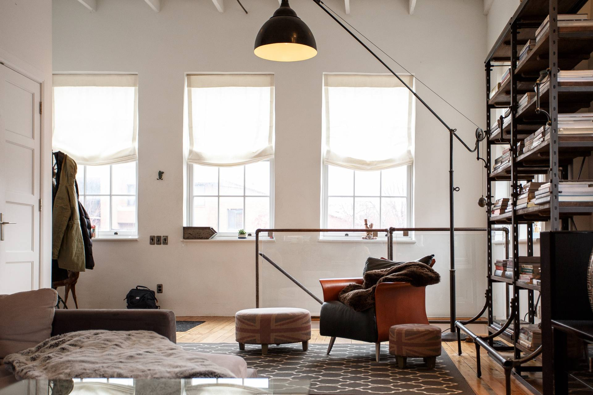 How to Make a Loft Space Feel Homely